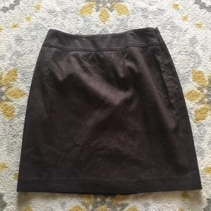 THE LIMITED Stretch Pencil A-Line Skirt Size 2 NWT